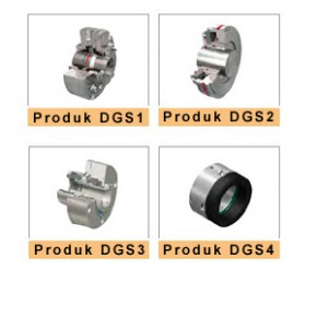 Dry Gas Seal 1-4